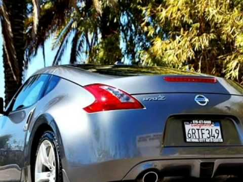 2011 nissan 370z 2dr cpe auto national city california for National motors san diego