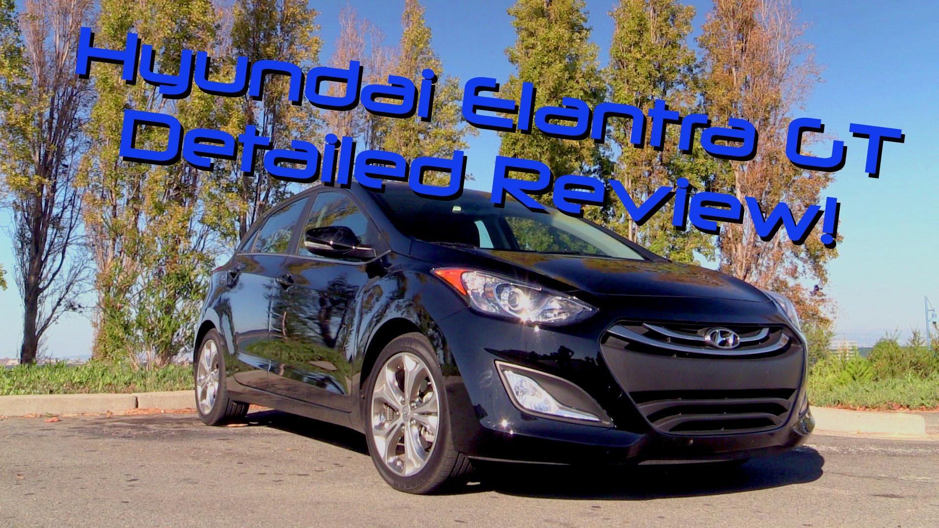 2016 Hyundai Elantra gt Car Review WalkThrough Video