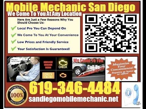 san diego mobile mechanic auto car repair service pre purchase vehicle inspection. Black Bedroom Furniture Sets. Home Design Ideas